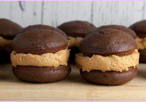 Chocolate-PB-Whoopie-Pies