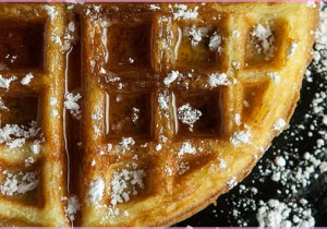 Fluffy-Buttermilk-Waffles