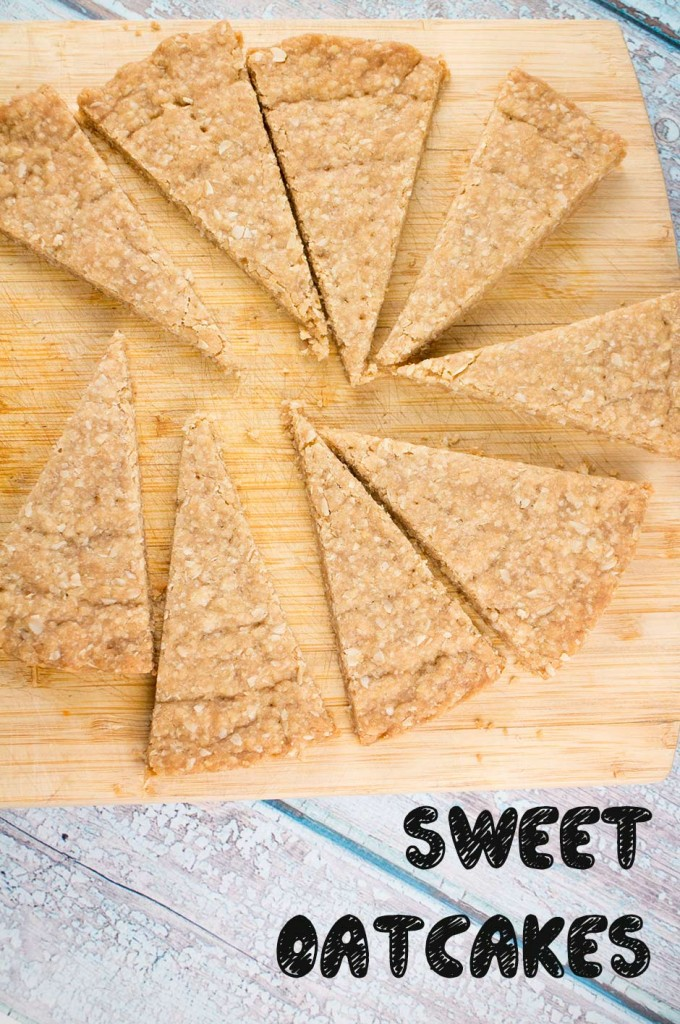 Getting Ready For Game Of Thrones With Sweet Oatcakes